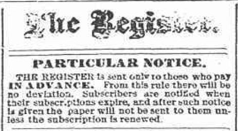 Pine Plains Register